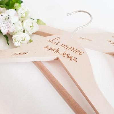 cintres la mariée le mariée