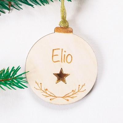 décoration de noël Elio