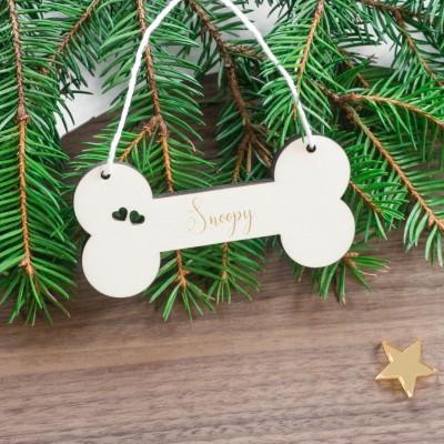 décoration de noël pour chien